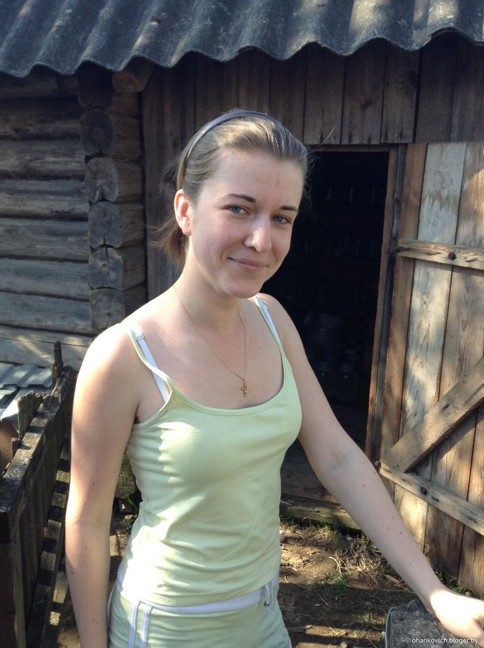 Фото деревенских девок 2 фотография