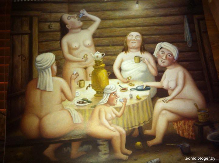 рассказ про баню зимой с женщиной системы