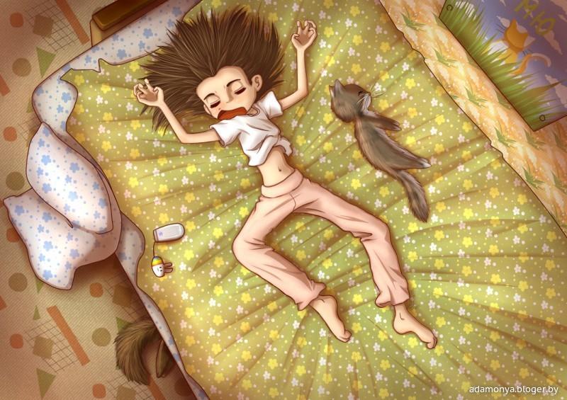 Метки человек сон интересно