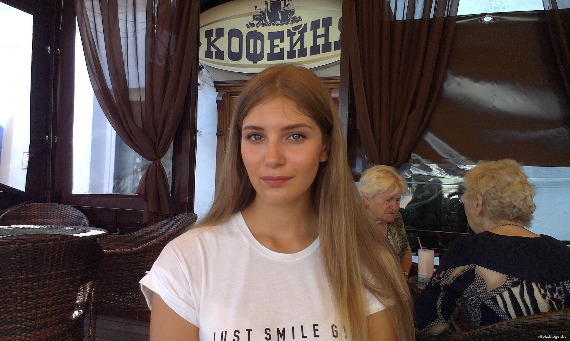 Фото красивых девушек в витебске