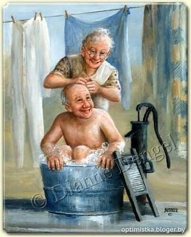 Бабушка с внуком парятся фото 676-631
