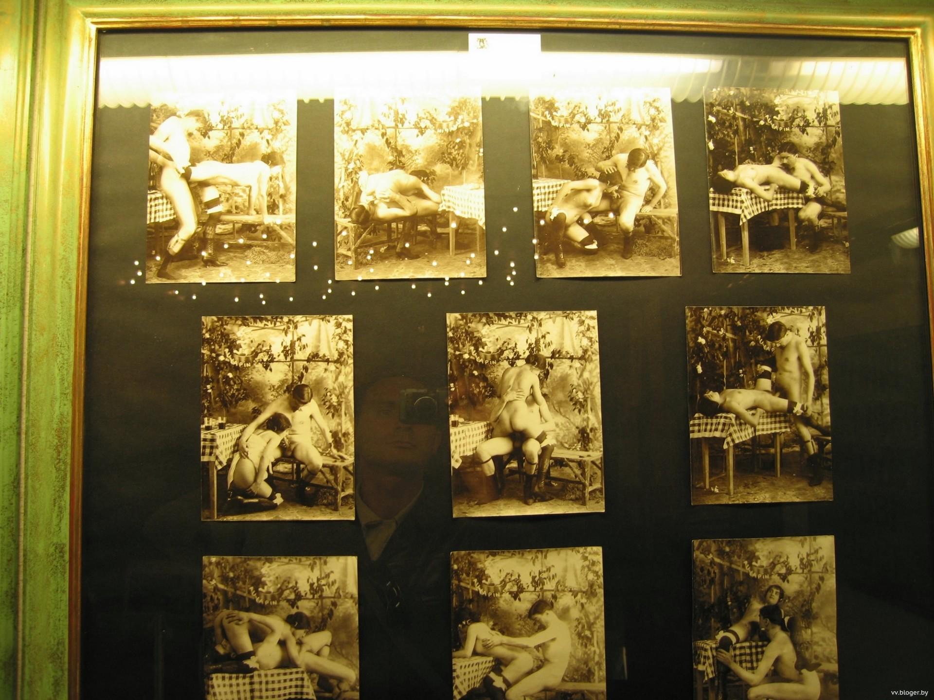 Порнофото музей секса фото 157-992