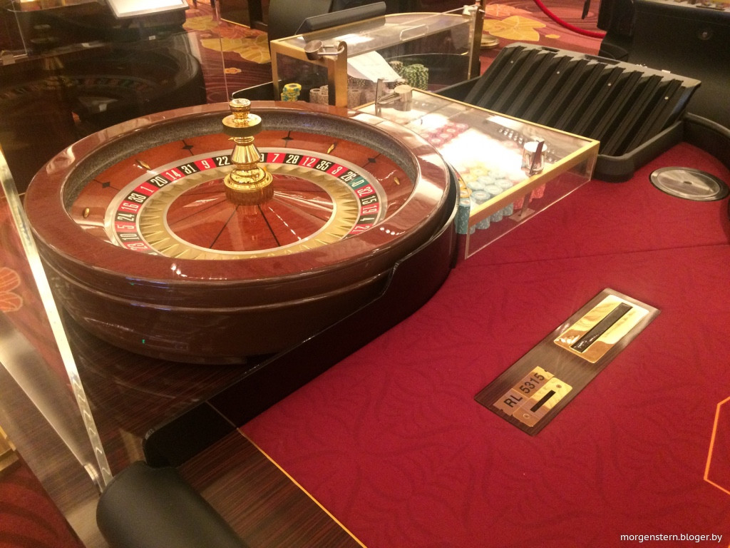 ставки в рулетку казино макао