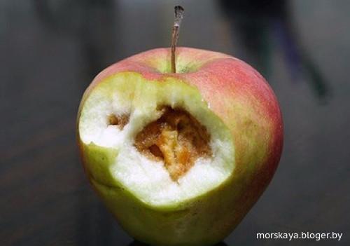 Люди как яблоко